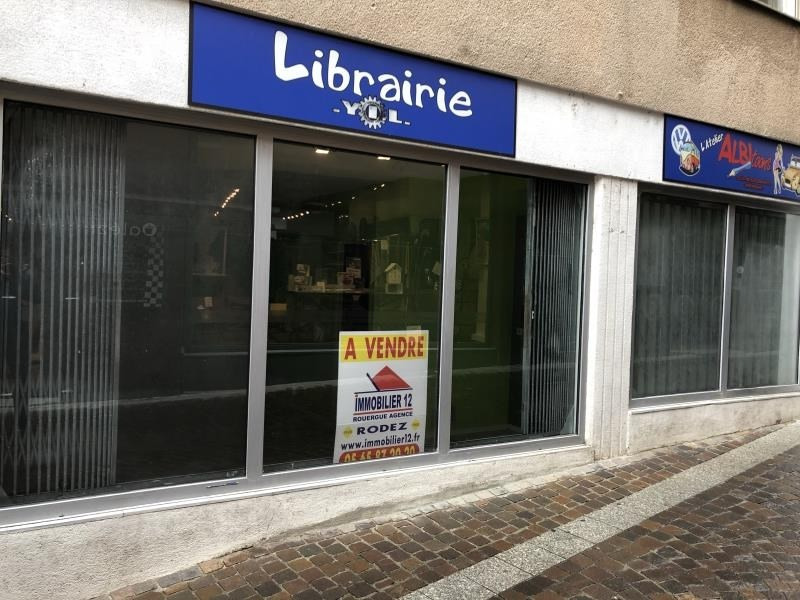 Vente boutique Rodez 37 250€ - Photo 1