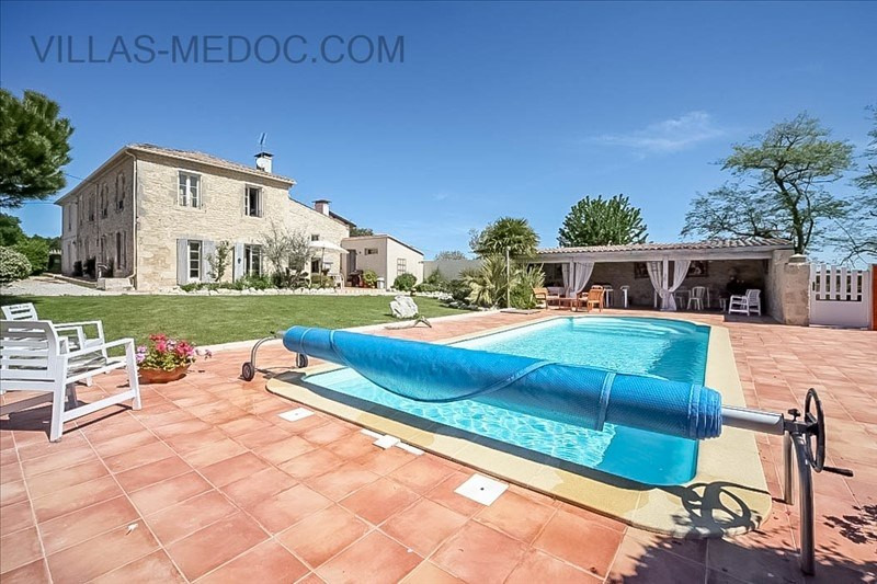 Vente de prestige maison / villa Saint germain d'esteuil 599 000€ - Photo 1