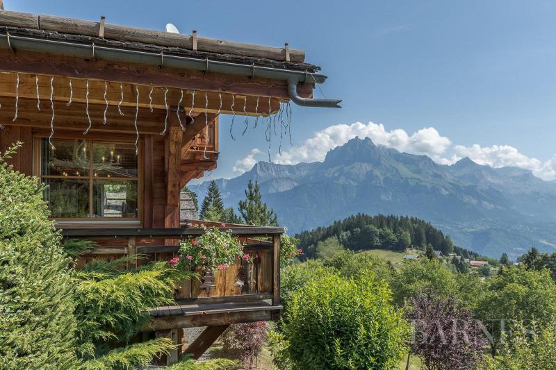 Chalet Vue Mont-Blanc