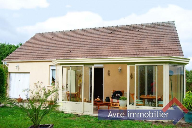 Sale house / villa Verneuil d avre et d iton 165000€ - Picture 1