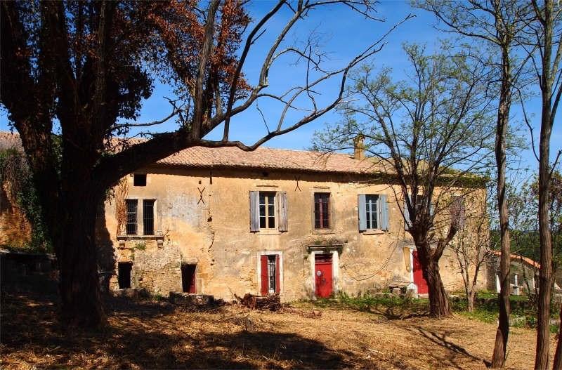Vente de prestige maison / villa Uzes 526000€ - Photo 1