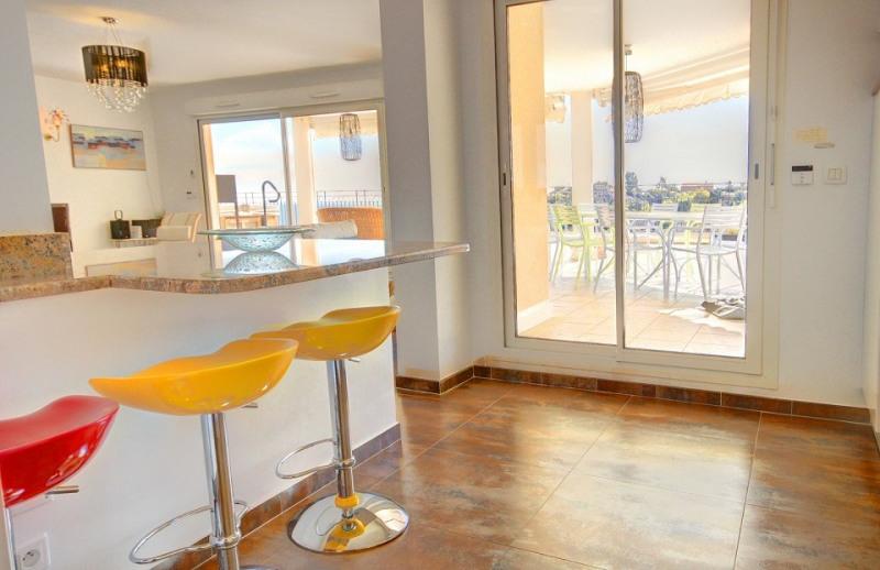 Vente de prestige appartement Mandelieu la napoule 1390000€ - Photo 11