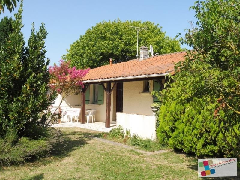 Vente maison / villa Meschers sur gironde 194 250€ - Photo 1