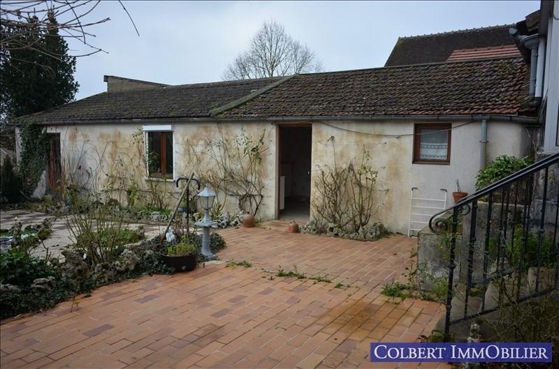 Vente maison / villa Ligny le chatel 148000€ - Photo 8