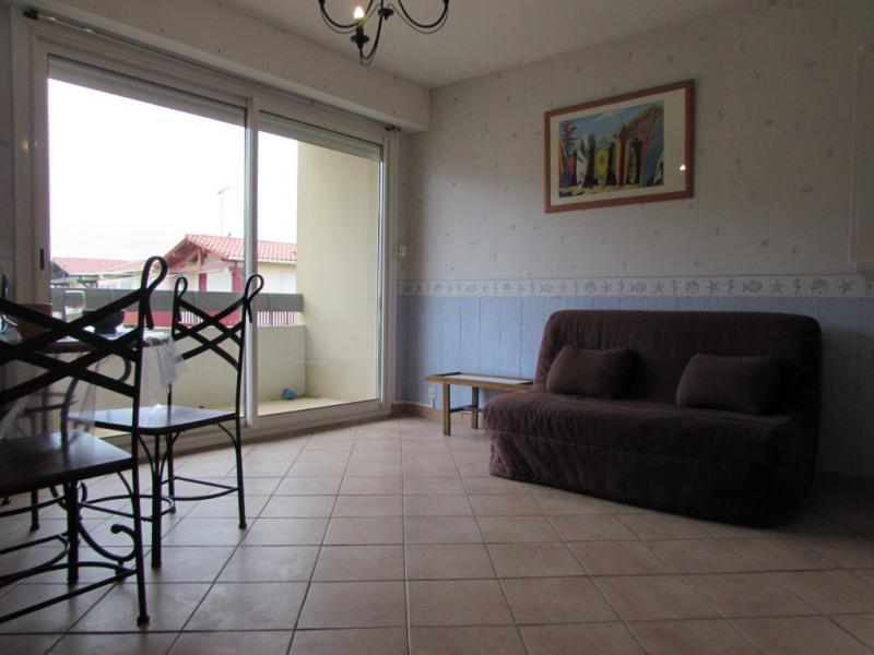 Vente appartement Vieux boucau les bains 107500€ - Photo 1