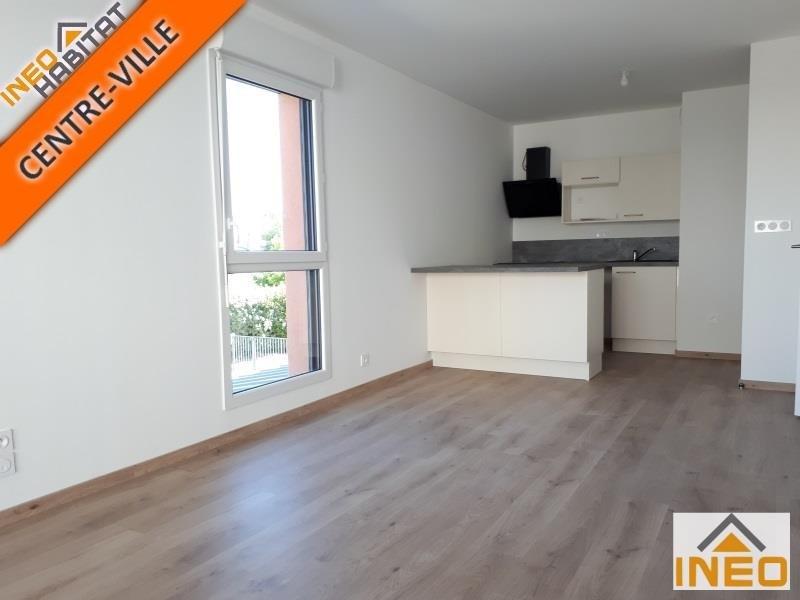 Location appartement Noyal chatillon sur seiche 650€ CC - Photo 1