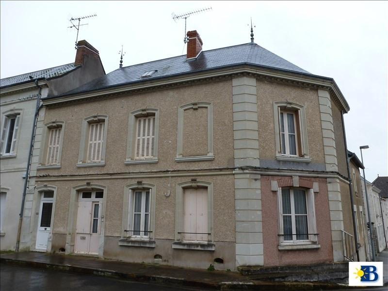 Vente maison / villa Naintre 71000€ - Photo 1