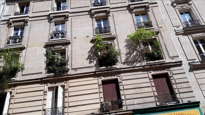 Rental apartment Paris 18ème 920€ CC - Picture 9