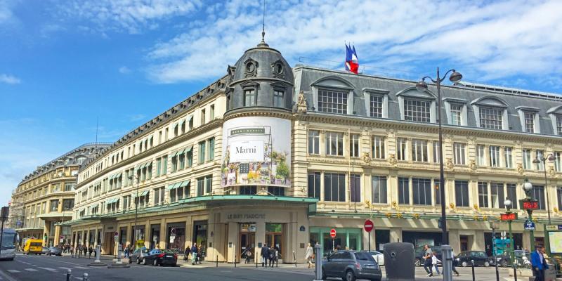 Vente appartement Paris 6ème 312000€ - Photo 1