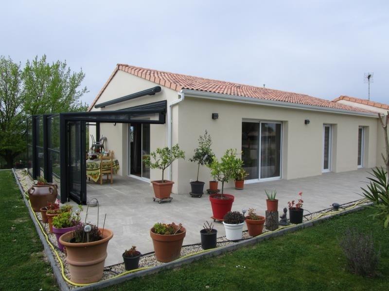Vente maison / villa Ambares et lagrave 315000€ - Photo 1