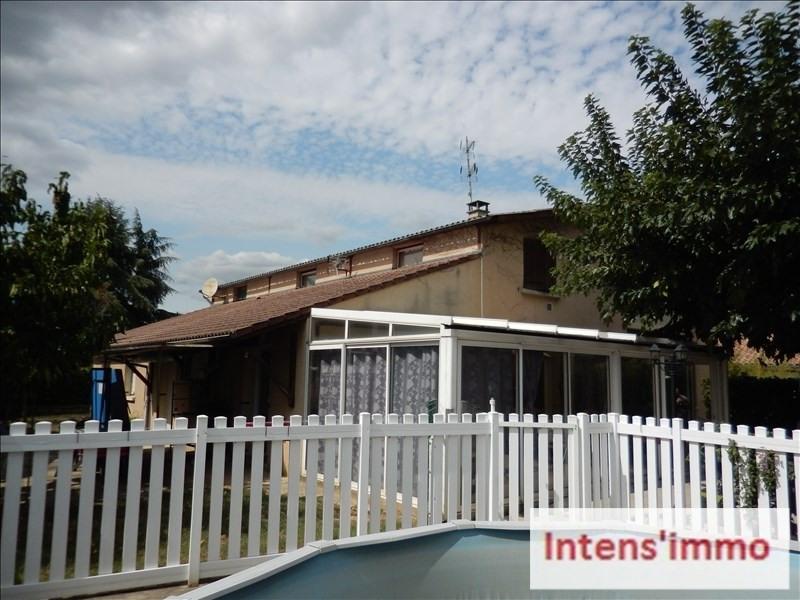 Vente maison / villa Romans sur isere 280000€ - Photo 1