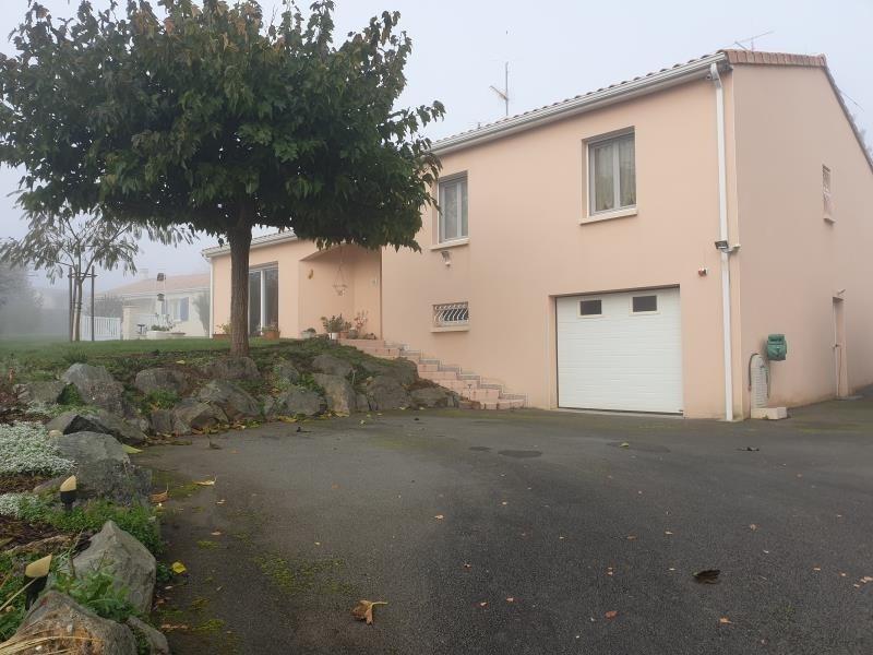 Vente maison / villa Azay le brule 228000€ - Photo 10
