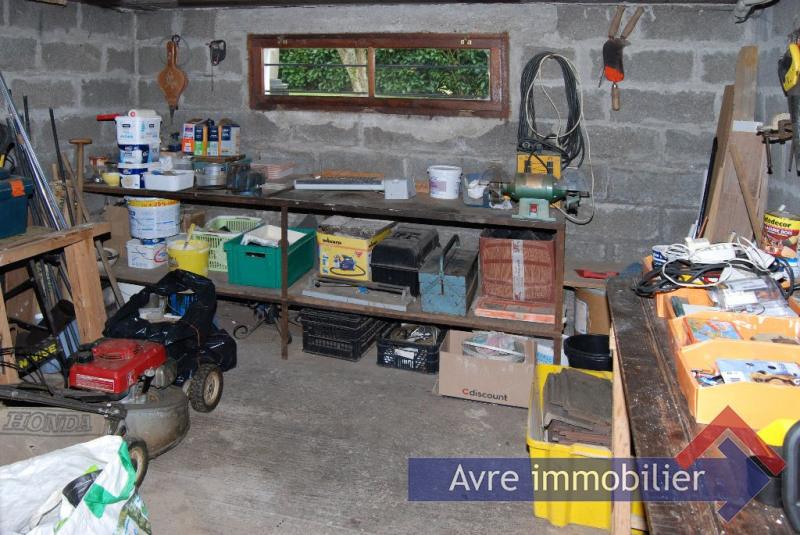 Vente maison / villa Verneuil d'avre et d'iton 169500€ - Photo 14