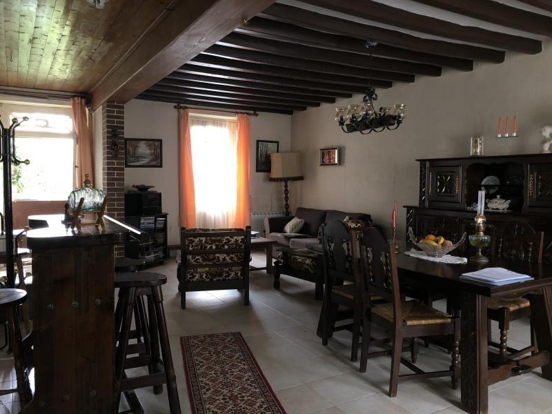 Sale house / villa Villiers st benoit 107500€ - Picture 5
