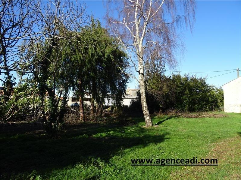 Vente terrain Mougon 20300€ - Photo 1