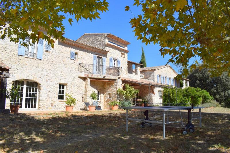 Venta de prestigio  casa Le canton de fayence 2100000€ - Fotografía 5