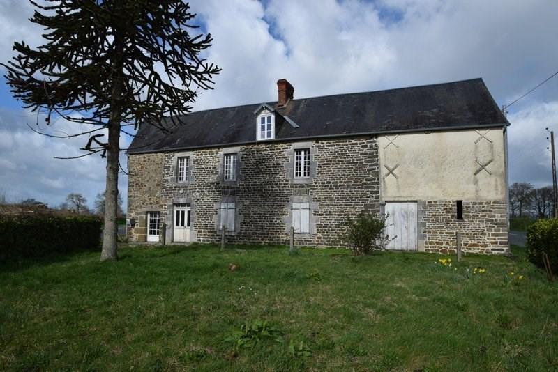 Vente maison / villa Notre dame de cenilly 55000€ - Photo 5