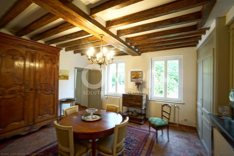 Sale house / villa Les andelys 190000€ - Picture 5