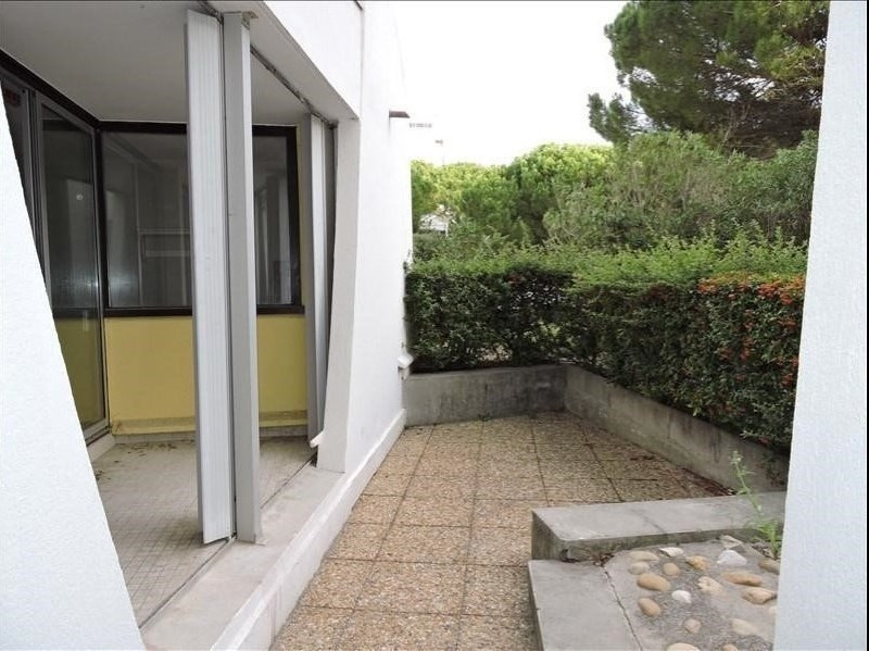 Vente appartement La grande motte 149 000€ - Photo 1