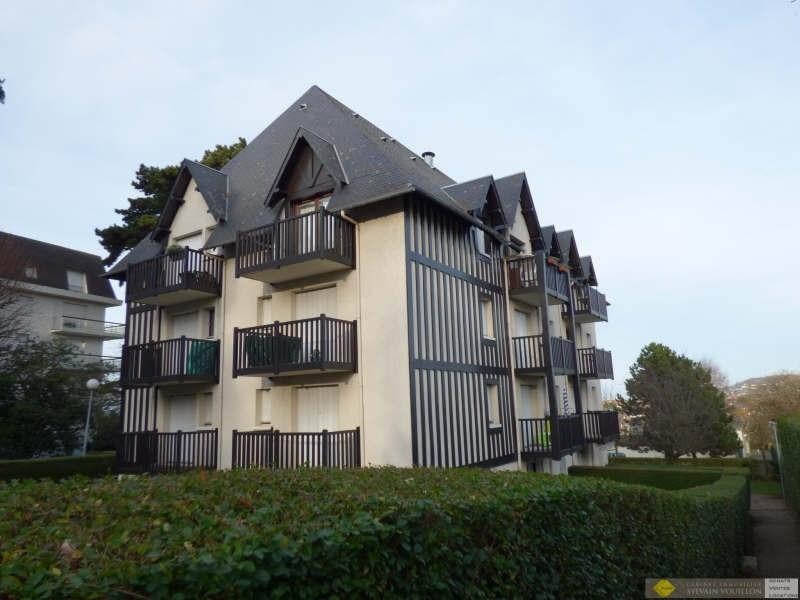 Verkoop  appartement Villers-sur-mer 118000€ - Foto 1