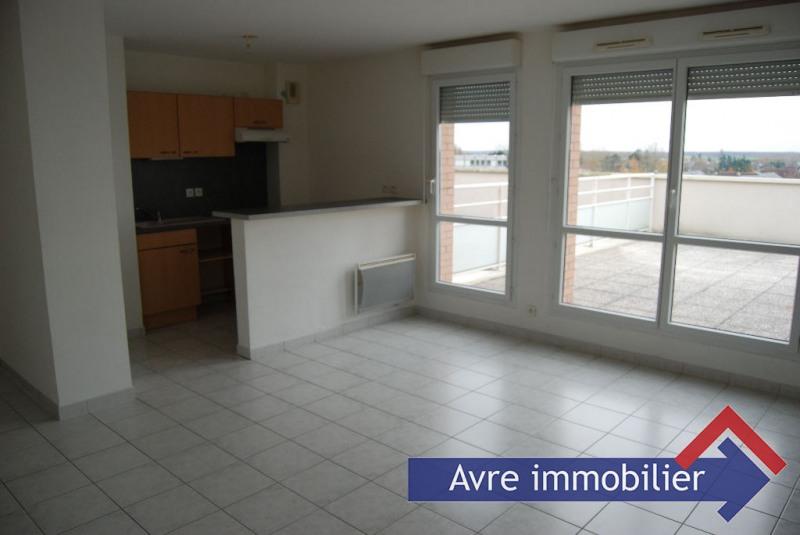 Vente appartement Verneuil d'avre et d'iton 55000€ - Photo 2