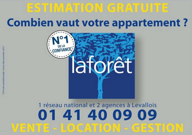Vente de prestige appartement Levallois perret 1899000€ - Photo 9