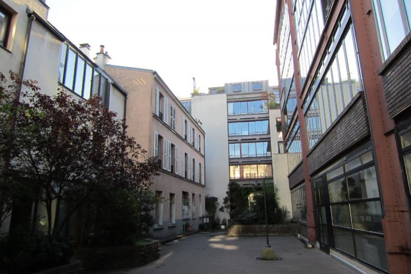 Rental loft/workshop/open plan Paris 11ème 2330€ CC - Picture 1
