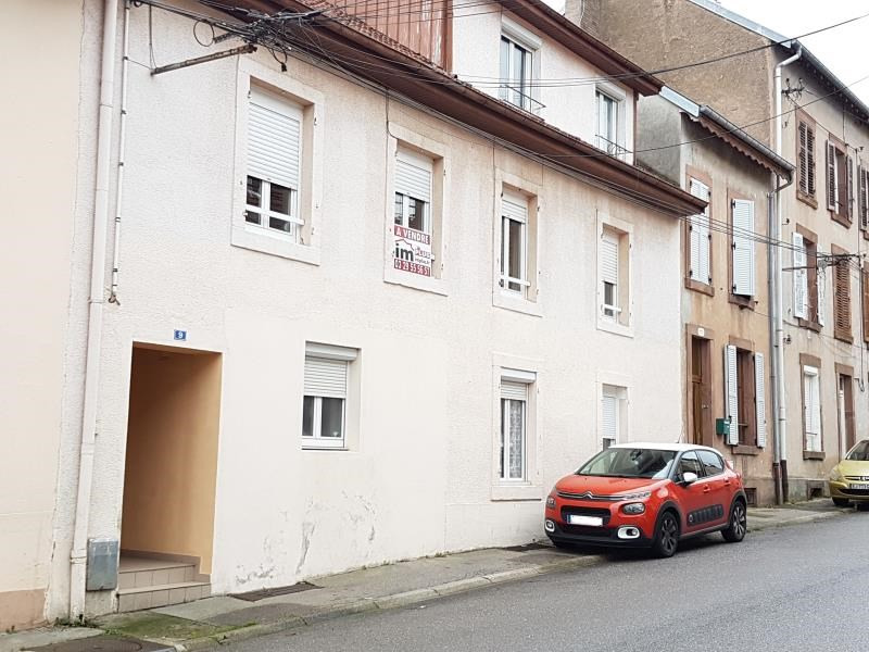 Sale apartment St die 81000€ - Picture 8