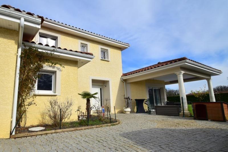 Vente maison / villa Villette d'anthon 540000€ - Photo 1