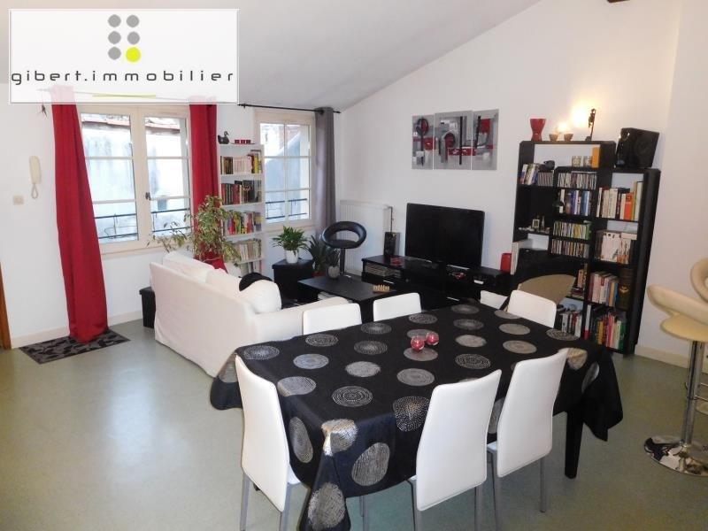 Location appartement Le puy en velay 526,79€ CC - Photo 1