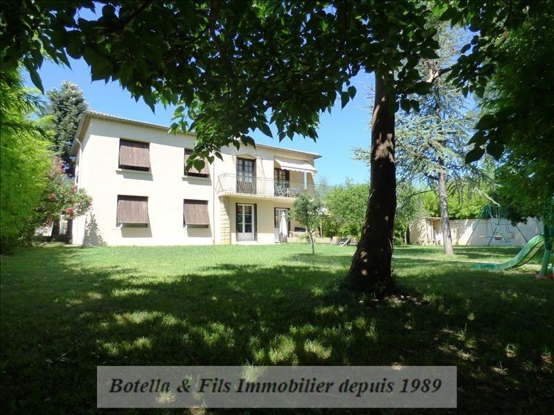 Verkoop  huis Uzes 545000€ - Foto 1