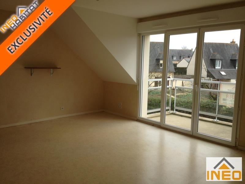 Location appartement Irodouer 420€ CC - Photo 1