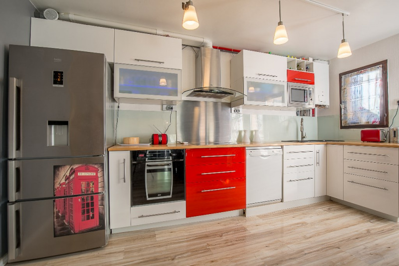 Vente maison / villa Les milles 505000€ - Photo 5