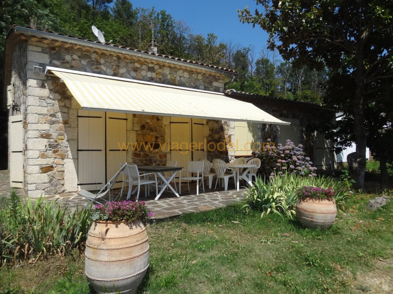 Life annuity house / villa Besseges 267500€ - Picture 2