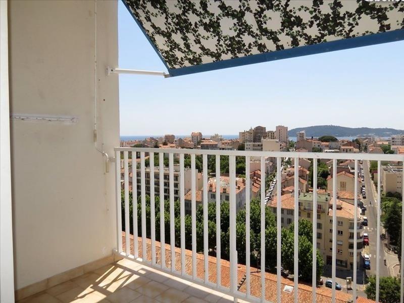 Sale apartment Toulon 229000€ - Picture 1