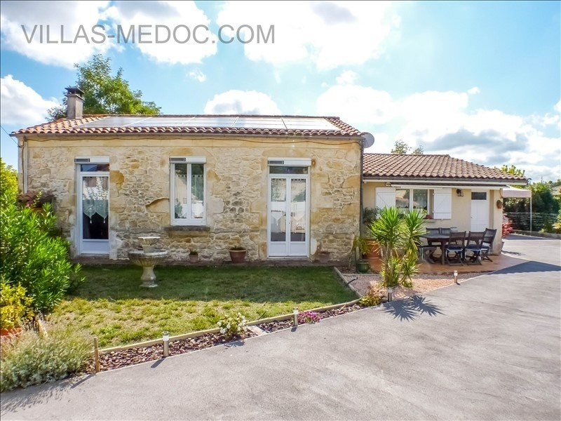 Vente maison / villa Queyrac 192 000€ - Photo 2