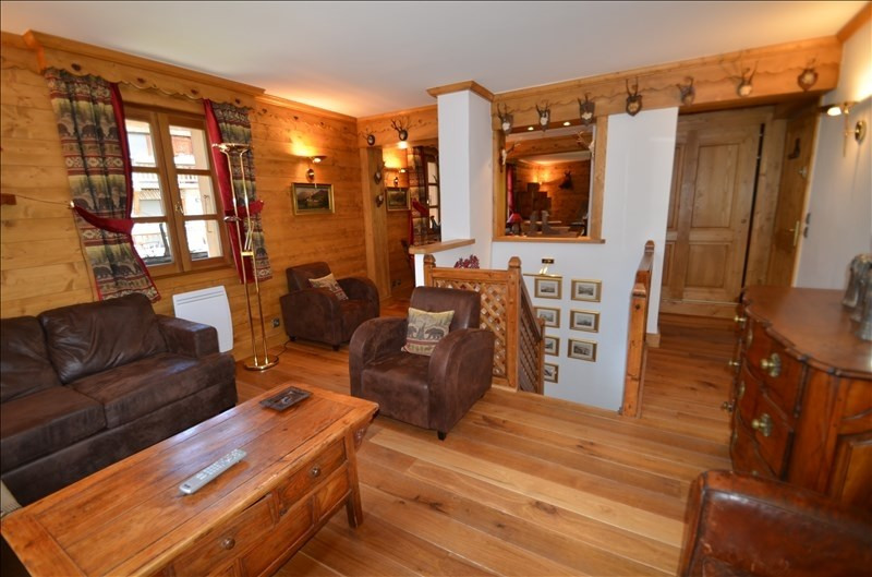 Vente de prestige appartement Megeve 1260000€ - Photo 1