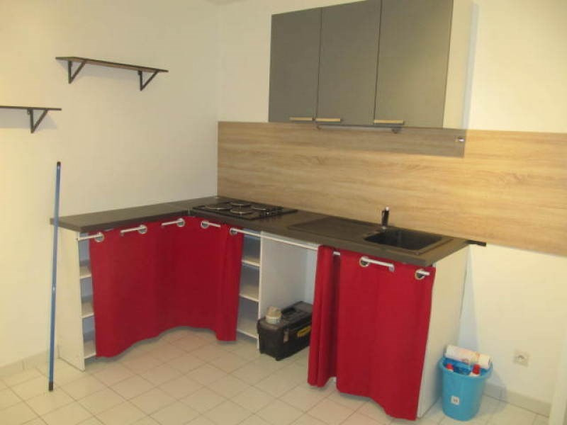 Rental apartment Saint vrain 500€ CC - Picture 4