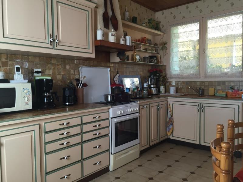 Vente maison / villa St vincent sur jard 187200€ - Photo 2