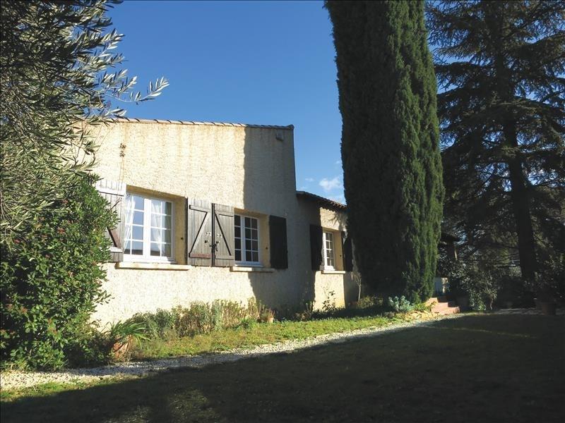Sale house / villa Le cres 425000€ - Picture 1