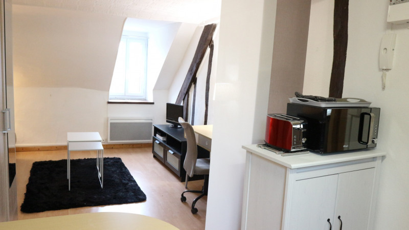 Rental apartment Fontainebleau 670€ CC - Picture 1