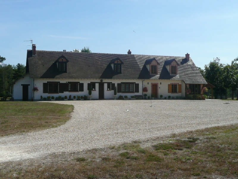 Vente maison / villa Vouzeron 520 000€ - Photo 3