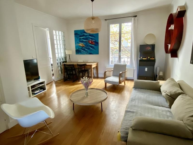 Rental apartment Boulogne billancourt 2 250€ CC - Picture 1