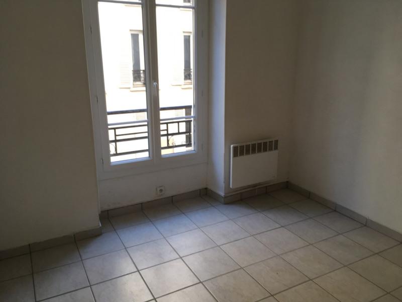 Rental apartment Paris 18ème 797€ CC - Picture 1