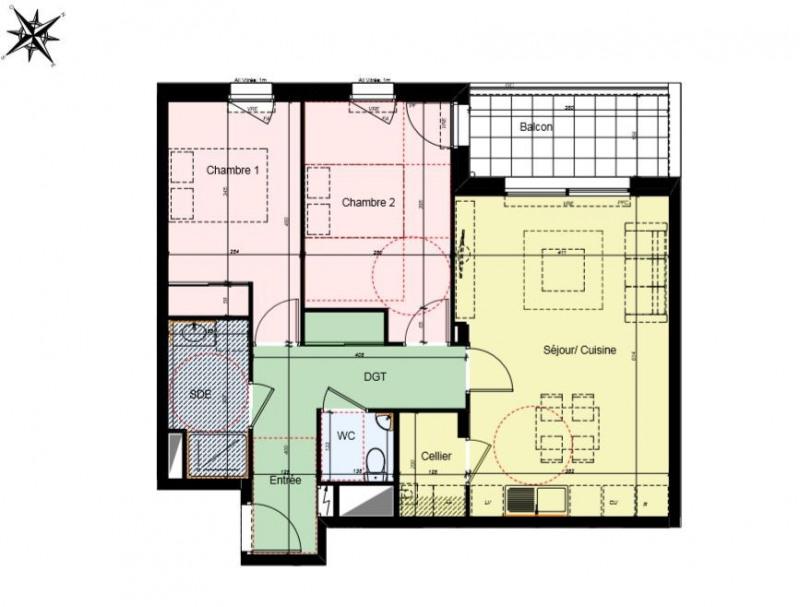 Vente appartement Challans 202000€ - Photo 3