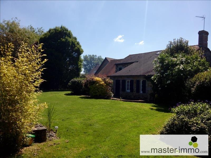 Vente maison / villa Villeneuve-en-perseigne 280000€ - Photo 4