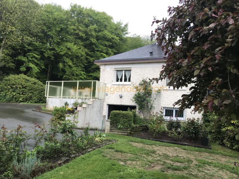 Vitalicio  casa Port-brillet 52500€ - Fotografía 3