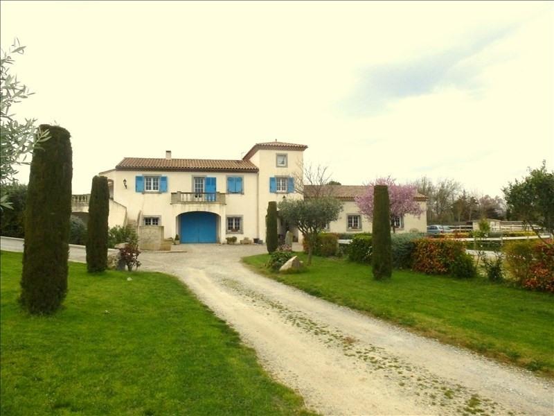 Deluxe sale house / villa Carcassonne 595000€ - Picture 1