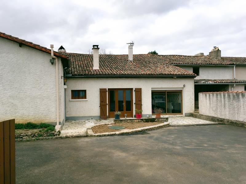 Investment property house / villa Vivonne 168000€ - Picture 2