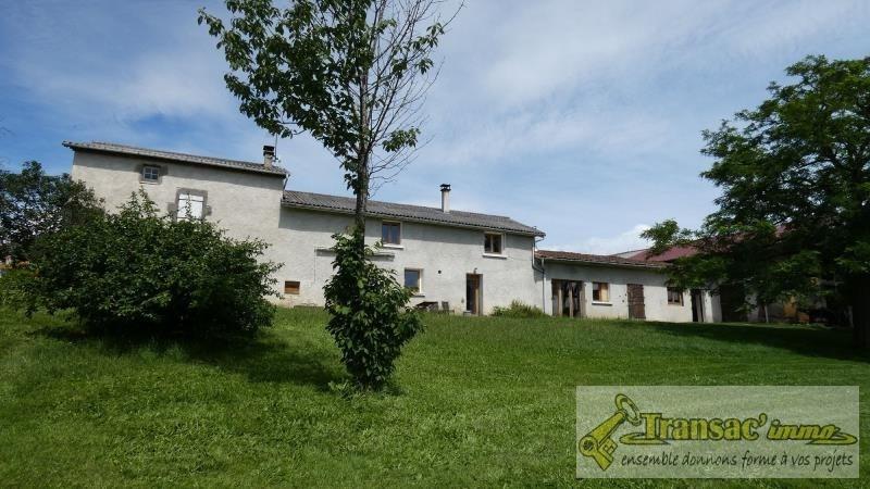 Sale house / villa Courpiere 315000€ - Picture 2